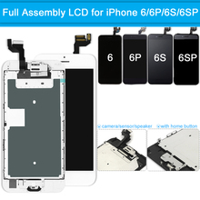 LCD Display for iPhone 6 6S Touch Screen Digitizer Full Assembly Plus Replacement Complete Set