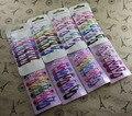 72 Unids Mezcla Bebé BB Niño Pinzas de Pelo Arcos Barrettes horquilla de Los Niños Color de La Mezcla de La Mezcla Envío Gratis de Tipo