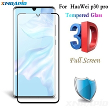 VOONGSON 3D Full Cover Screen Protector For HuaWei P30 PRO Tempered Glass for Pro Curved Protective Display Film