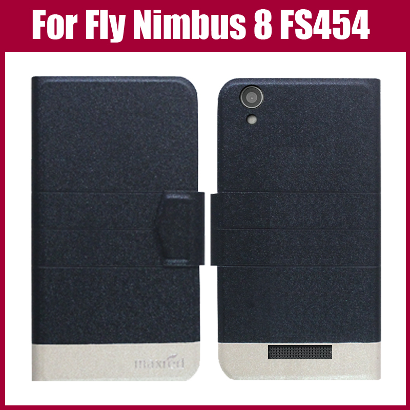 Թեժ վաճառք: Fly Nimbus 8 FS454 Case New Arrival 5 Colour - Բջջային հեռախոսի պարագաներ և պահեստամասեր - Լուսանկար 2
