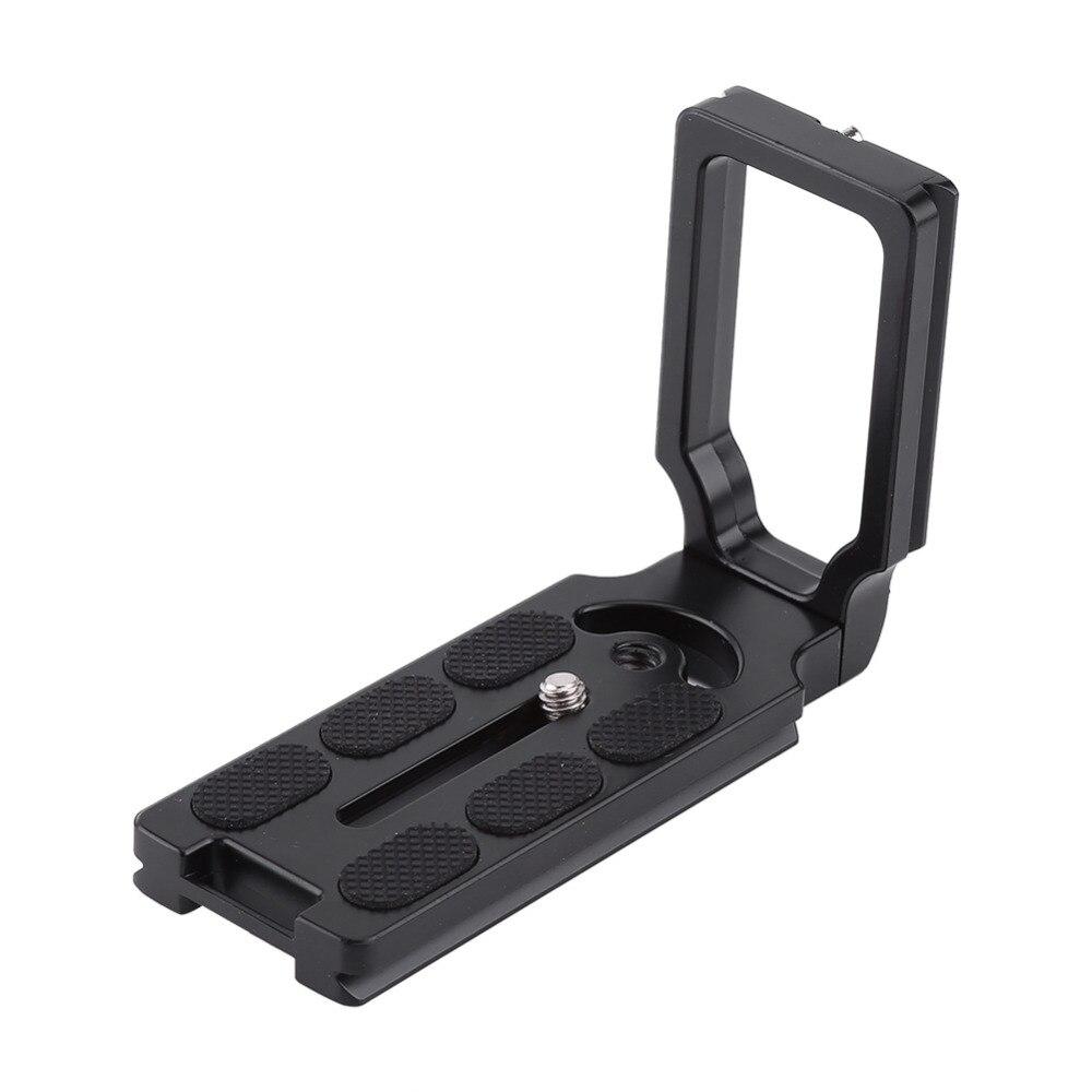 Quick Release L Plaque Support Pour Nikon D7500 D7200 D7100 D7000 D5600 D5500 D5300 D5200 D750 D610 D600 D500 D3400 D3300 D3200 D2