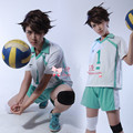 Haikyuu Kageyama Tobio Sugawara Koushi Equipo de Voleibol Oikawa Tooru Cosplay Traje de Voleibol Jersey Ropa Deportiva Uniforme