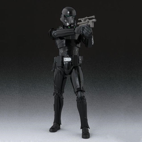 Box S.H Figuarts SHF Star Wars Rogue One DEATH TROOPER Action Figure