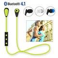 SOWAK Bluetooth Наушники Спорт Бег Беспроводные Наушники Мини V4.1 Стерео Бас Sweatproof Наушники Гарнитура Для любого Телефона P10
