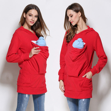 Hot NEW Arrivals Baby Carrier Jacket Kangaroo Winter Warm Outerwear Coat for Pregnant Women Jackets