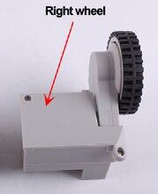 (Для Cleaner-A320/A325/A330/A335/A336/A337/A338) колесо для робот-пылесос, включая право колеса в сборе x 1 шт.
