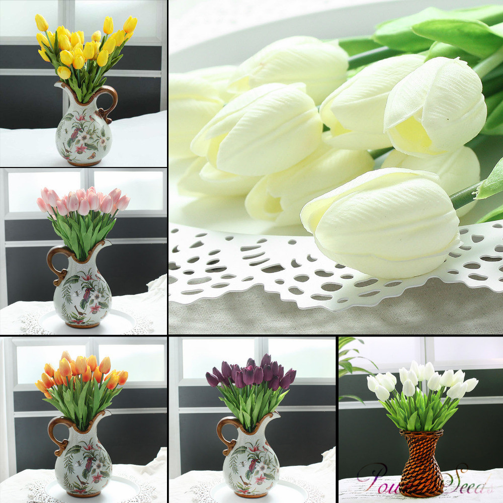 Tulip Seeds Beautiful Tulip Flowers Potted Indoor And Outdoor