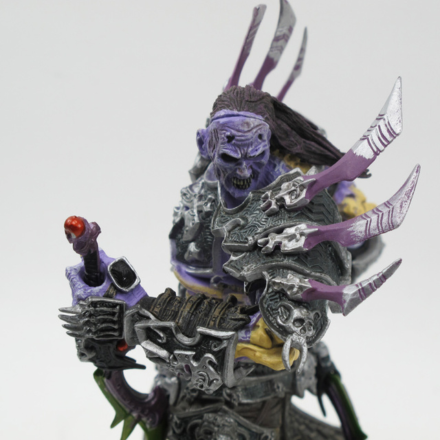 WOW WORLD DC3 UNDEAD ROGUE SKEEVE SORROWBLADE ACTION FIGURE TOY GIFT Anime Figure Collectible Model Toy 3