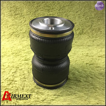 SN120180BL2-BCR-S/Fit BC coilover (Thread pitch M53*2-M14)Air suspension Double convolute rubber airspring/airbag shock absorber
