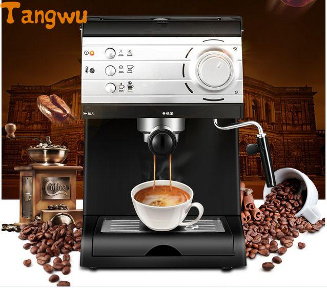 Free shipping new espresso machine use commercial semi-automatic instant steam double charged free shipping the espresso machine use commercial semi automatic instant steam double charged coffee machine