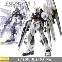 Дабан модель mg № 115 RX-93/Nu Gundam версия ка char контратака 1/100 собран хобби фигурки роботы пластиковые игрушки
