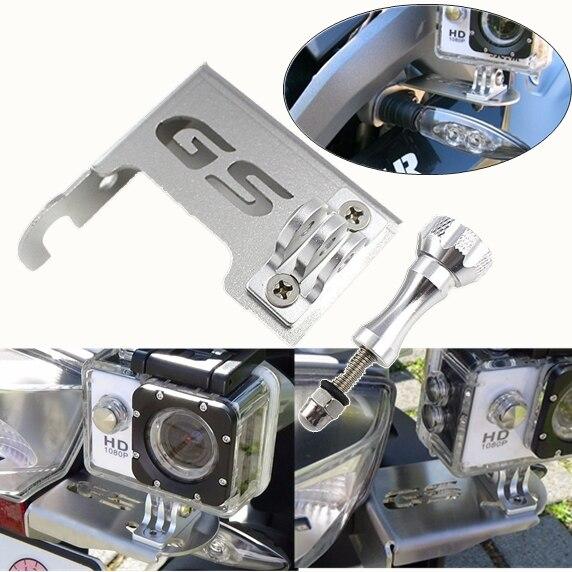 aluminum motorcycle bracket holder cam camera bracket. Black Bedroom Furniture Sets. Home Design Ideas
