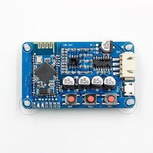 Image 5 - Otomatik bağlantı! CSR8635 PAM8403 Stereo amplifikatör modülü Bluetooth 4.0 HF11 dijital ses alıcı kurulu 5V Mini USB