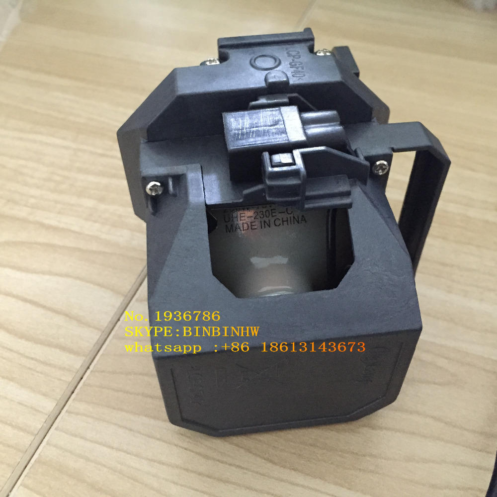 Replacement Projector Original UHE Lamp For Epson V13H010L53 / ELPLP53