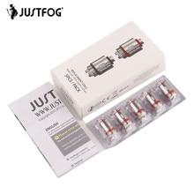 5 шт. justfog катушки глава ядро 1.2ohm 1.6ohm для justfog C14 Q14 Q16 P16A P14A набор распылителя justfog электронные сигареты VAPE комплект