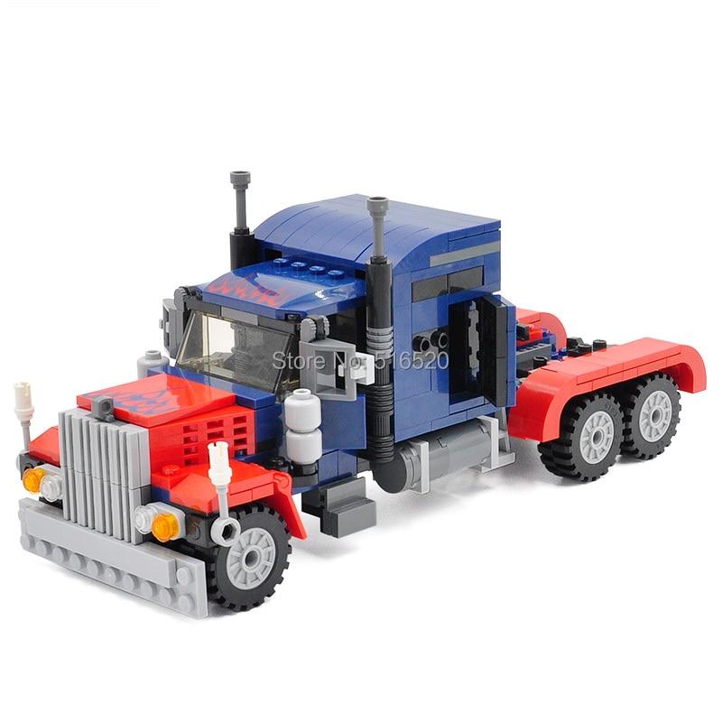 GUDI Legoing Robot Creator Blocks 377pcs tegelstenar Classic Technic - Byggklossar och byggleksaker - Foto 4