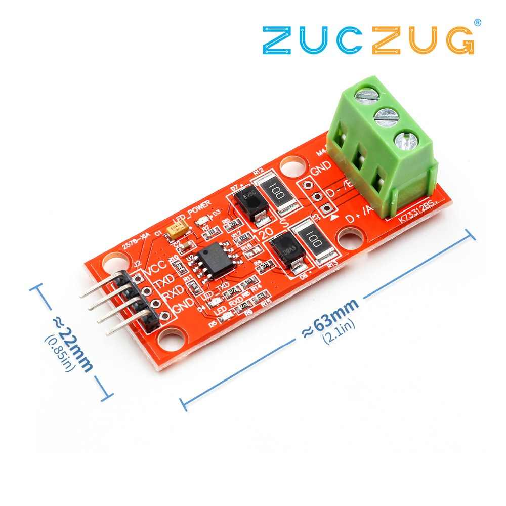 MAX3485 Module TTL To RS485 Module MCU Development Accessories