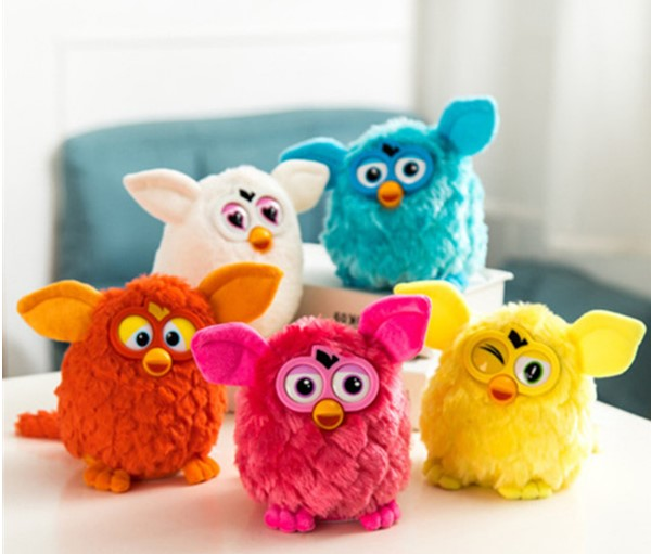 New Arrival Electronic Interactive Toys Phoebe Firbi Pets Fuby Owl Elves Plush Recording Talking Smart Toy Gifts Furbiness Boom