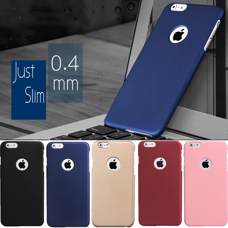 Ultra Thin Matte Hard Case + Tempered Glass Screen Protector Film - Ανταλλακτικά και αξεσουάρ κινητών τηλεφώνων - Φωτογραφία 6