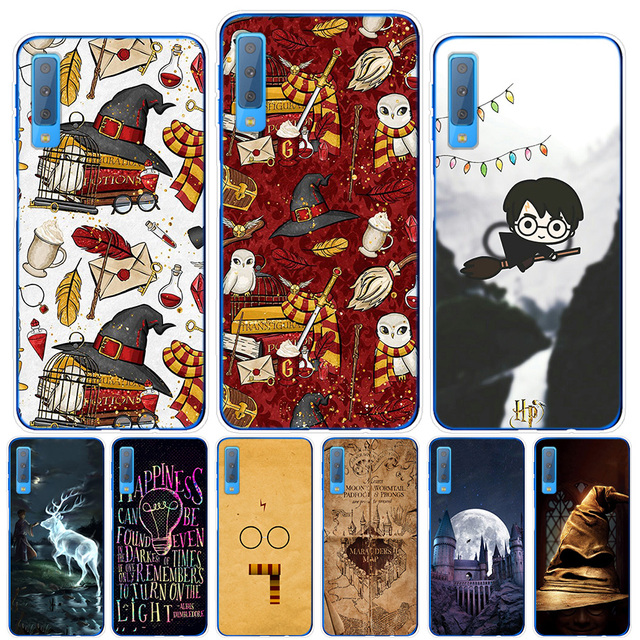 coque samsung galaxy a7 2018 harry potter