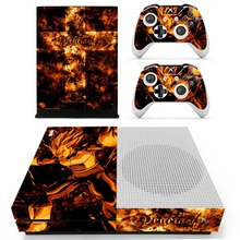 Xbox One Slim Dragon Ball Skin Console 3 Skins