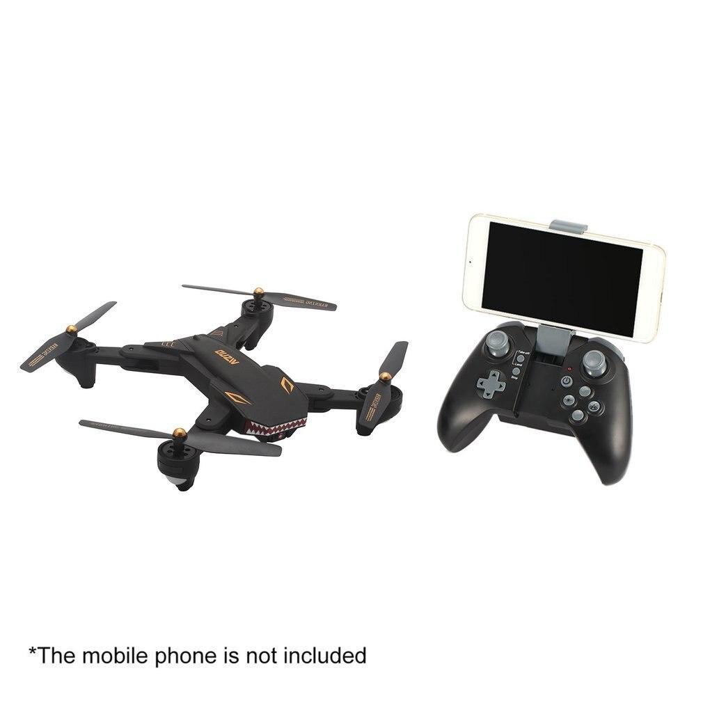 VISUO XS809S RC Drone Wifi FPV Selfie Camera Altitude Hold Foldable Headless Mode One Key Return 3D Flip QuadcopterVISUO XS809S RC Drone Wifi FPV Selfie Camera Altitude Hold Foldable Headless Mode One Key Return 3D Flip Quadcopter