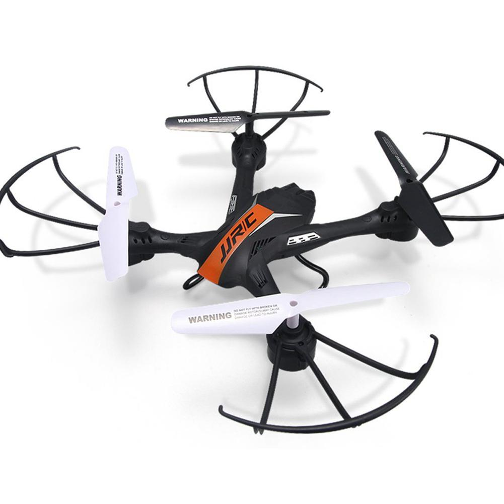 LeadingStar RC Quadcopter 2.4G 6 Axis Gyro Quadcopter with Led lights Headless Mode 360 degree Rolling Drone Black Orange