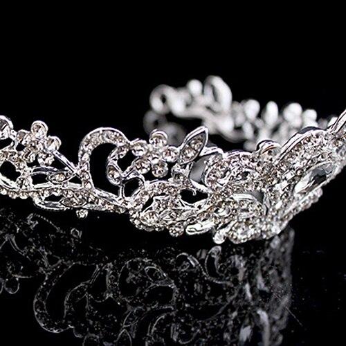 HTB1ZwwXNpXXXXcmXpXXq6xXFXXXm Luxurious Wedding Headpiece Europe Style Diamante Rhinestone Crystal Bridal/Party/Pageant/Cosplay Crown Tiara For Women