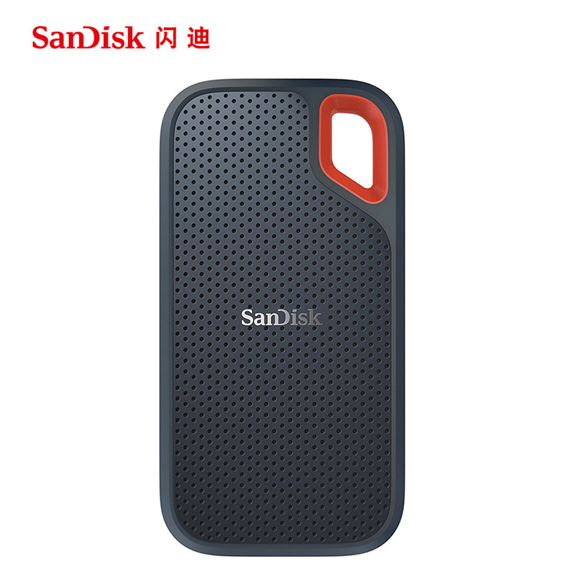 Image 3 - SanDisk Portable SSD USB Type C 250GB 500GB External hard drive external ssd 1tb 500M/S for Laptop Desktop PC Computer-in External Solid State Drives from Computer & Office
