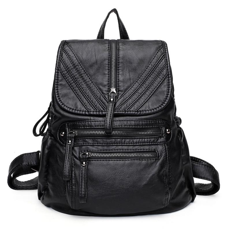 Four seasons, soft leather, shoulder bag, Korean version, wave pack, head cover, various versions of wholesale bags.