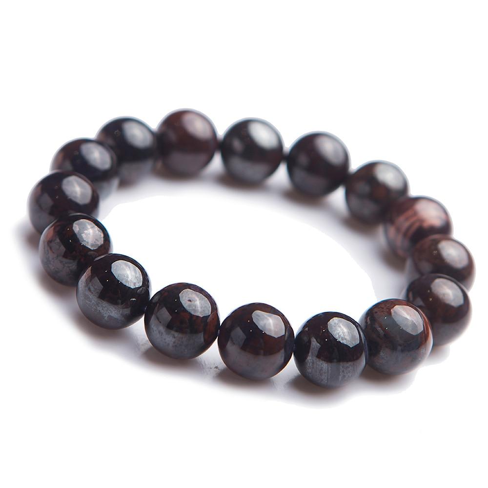 13mm Genuine Jewelry Bracelet Natural Sugilite Crystal Gem Round Beads Bracelets For Women Men 13mm Genuine Jewelry Bracelet Natural Sugilite Crystal Gem Round Beads Bracelets For Women Men
