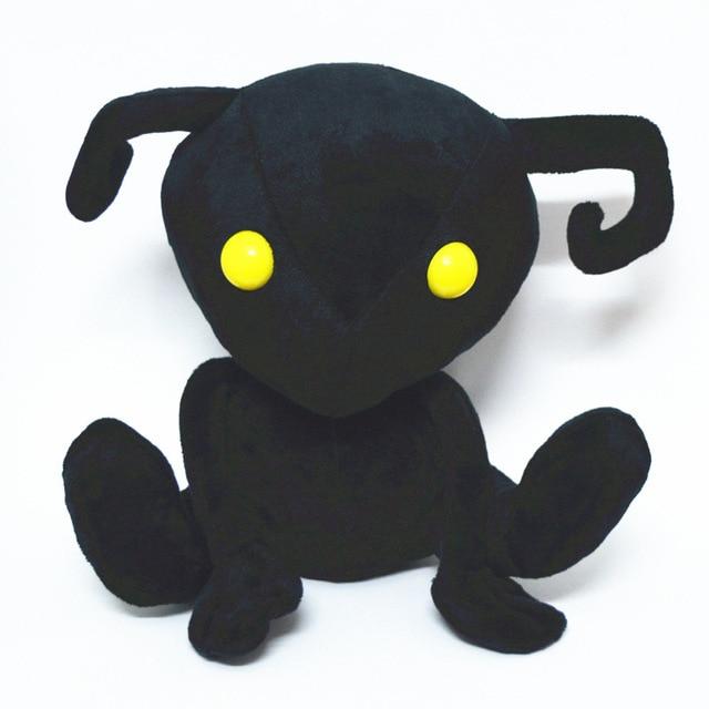 NUEVA CALIENTE 30 cm juguetes de peluche encantador de la historieta de la serie Kingdom Hearts negro Grandes Hormigas solf felpa juguetes de peluche para niños brithdays regalos