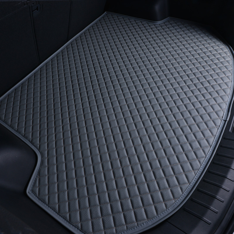 Trunk Mat For Audi A1 A3 A4l A6l A8 Q3 Q5 Q7 Tt S3 Rs5 6 7