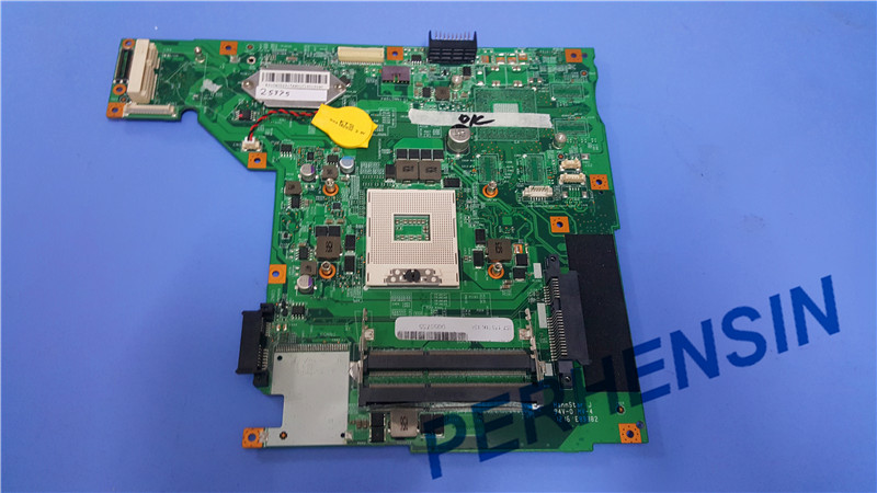 Original MS-1755 Laptop Motherboard For MSI CR70 MAIN BOARD MS-17551 100% Work Perfectly wholesale new ms17541 for msi fx720 ms 17541 latop motherboard non integrated 100