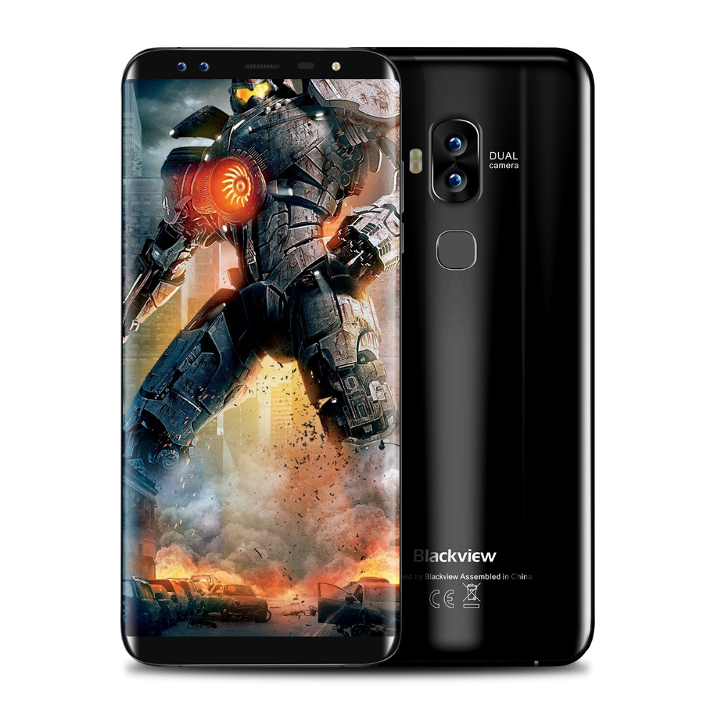 Blackview S8 Android 7 0 4G Smartphone 5 7 18 9 Display Octa Core 4GB 64GB