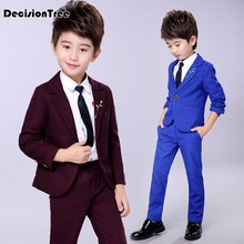 d7edf425281be 2019 nouveau garçon costumes formel terno infantil costume enfant garcon  mariage garçons costumes pour mariages costume
