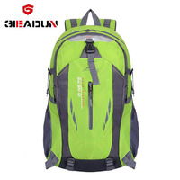 40 l ultralight outdoor backpack bike bags, nylon bag breathable cycling with raincoat bag of the hydration shell cycling