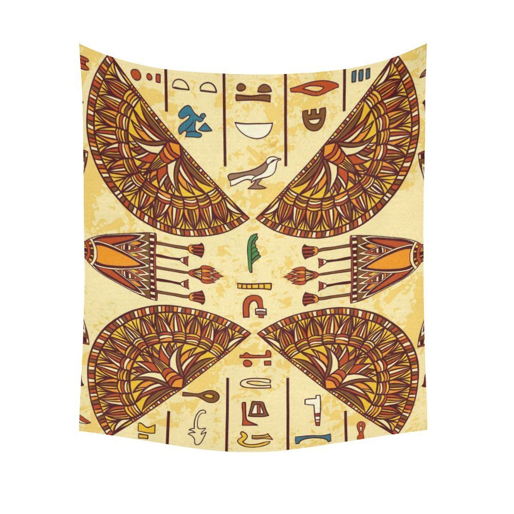 African Culture Vintage Home Decor Tapestries Wall Art, Egypt ...