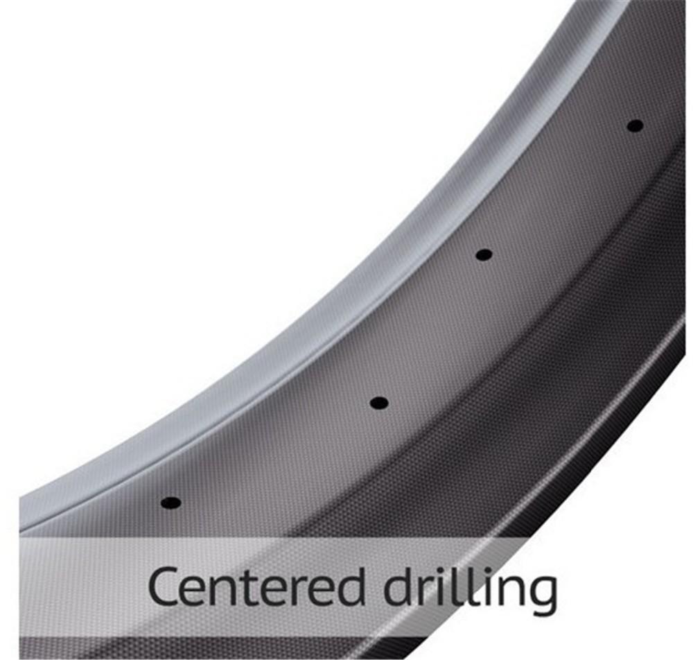 centered drilling