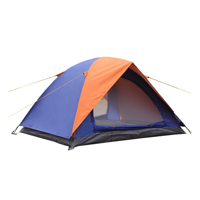 Double Person 200*150*110cm Double Layer Weather Resistant Outdoor Camping Tent For Fishing, Hunting Adventure And Family PartyDouble Person 200*150*110cm Double Layer Weather Resistant Outdoor Camping Tent For Fishing, Hunting Adventure And Family Party