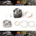 Motorcycle Cylinder Big Bore Kit 100CC 48MM  for JOG 50 Motorcycle Scooter Free Shipping