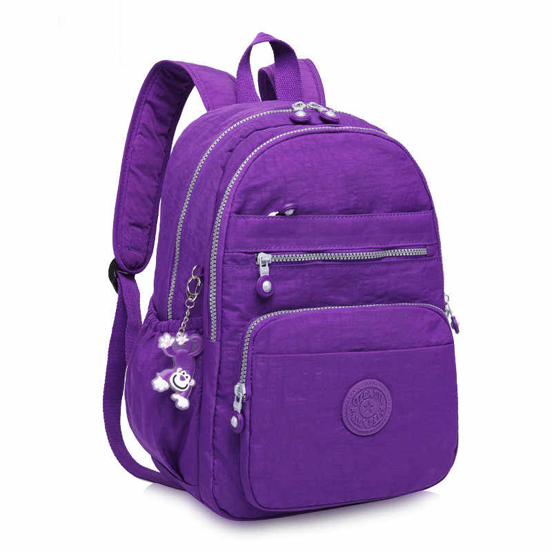Women Backpacks New Fashion Mini Backpack Female School Backpack Mochila Casual School Bags For Teenage Girls Bagpack Sac A Dos