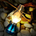 Retro USB luminaria luz sensor de movimento LED night light Vidro sombra lâmpada de querosene lâmpada bola levou poupança de energia lâmpada de cabeceira