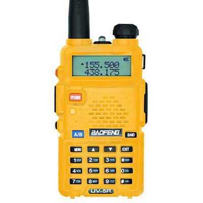 Yellow UV-5R