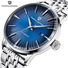PAGANI DESIGN Men Watch Business Casual Mechanical Watches W