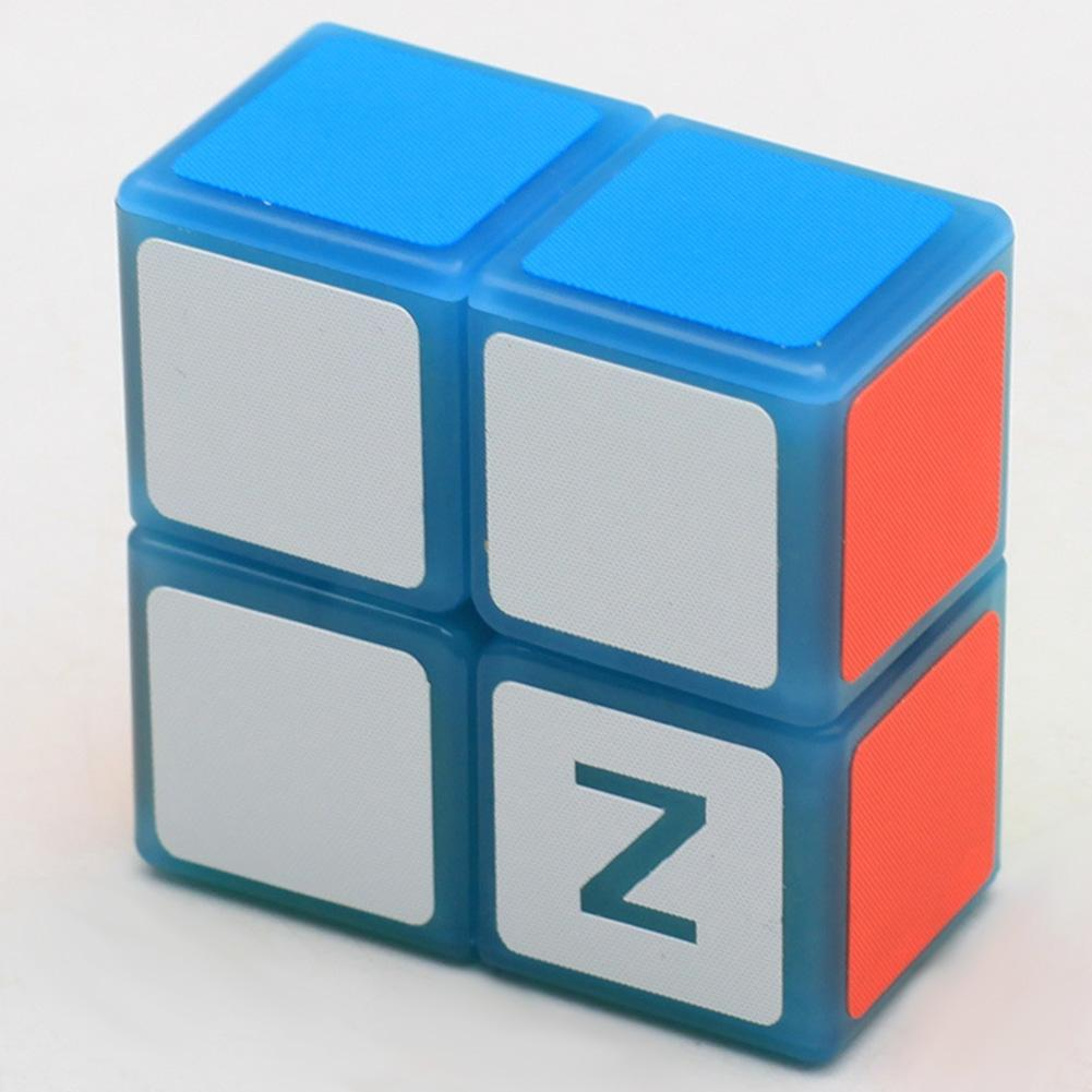 LeadingStar 2e Puzzle Vitesse Cubes Simple Haute Qualité Vitesse Puzzle Cube Intellectuelle Développement Intelligent Cube Jouet zk25