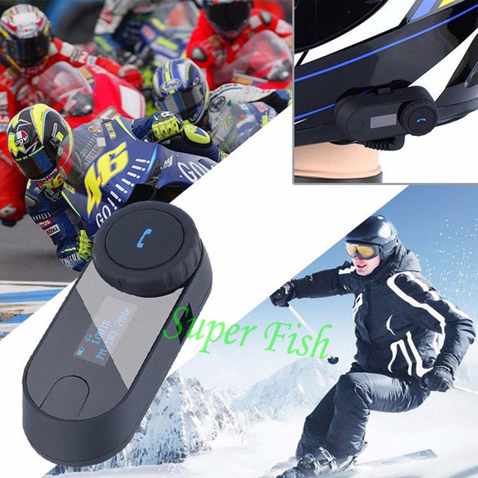 Motorcycle Helmet Interphone