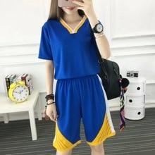 DIY пользовательские женские с сеткой набор, возврат колледжа баскетбольные майки комплект рубашка, женская синяя Баскетбольная одежда, США баскетбольный набор