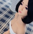 Cheap Drop hipping 138cm A Cup Flat Breast Sex Doll,Small Tits Lifelike Japanese TPE Silicone Sex Love Doll