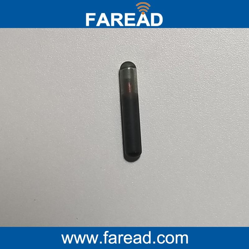 ∞X40pcs ISO15693 13.56 MHz HF RFID microchip Etiqueta de vidrio ...